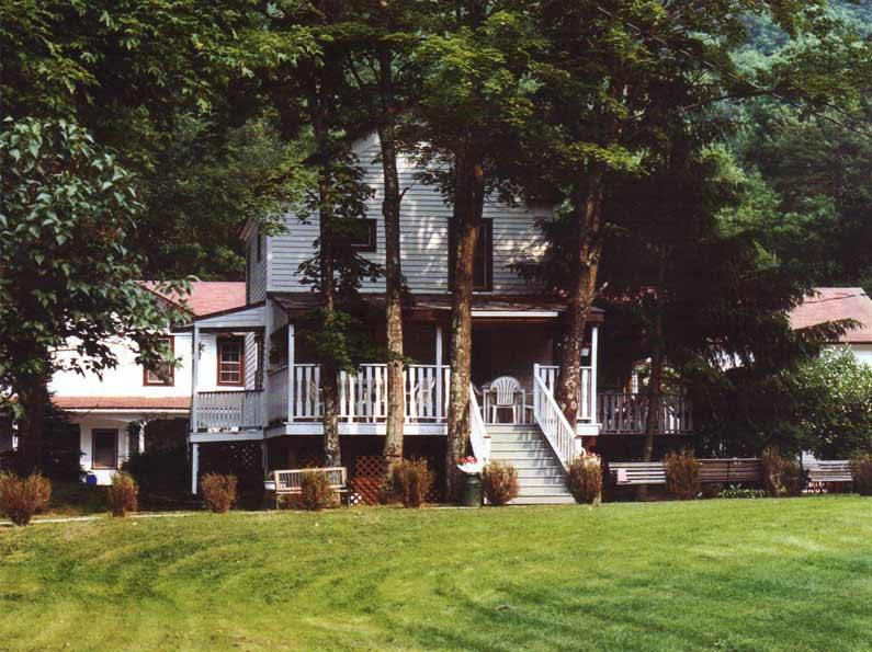 lodging catskills