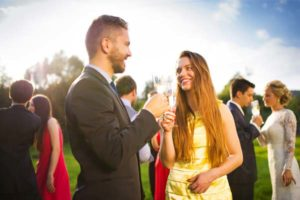 wedding-partners-outside-rustic-barn-wedding-venue